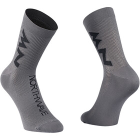 Northwave Extreme Air Mid Socks, anthracite/black